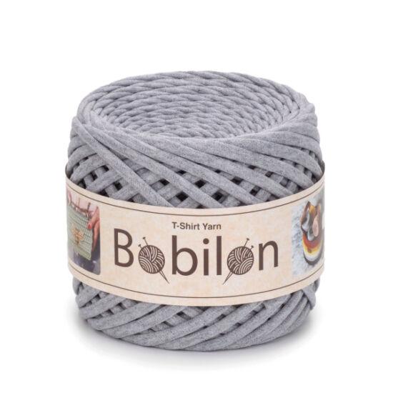 Bobilon Premium pólófonal 7-9 mm - Gray Melange