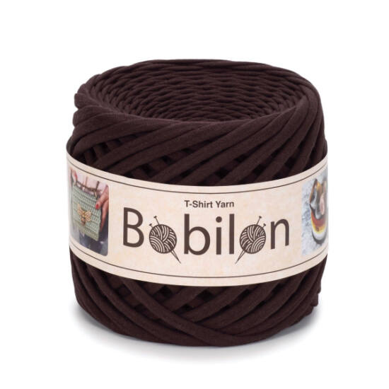 Bobilon Premium pólófonal 5-7 mm - Hot Chocolate