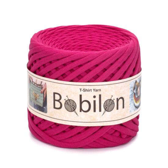 Bobilon Premium pólófonal 3-5 mm - Hot Pink