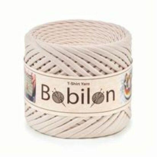 Bobilon Premium pólófonal 5-7 mm - Ivory