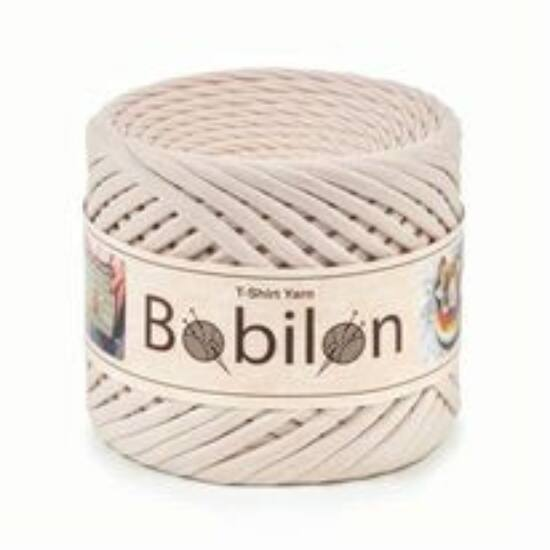 Bobilon Premium pólófonal 7-9 mm - Ivory