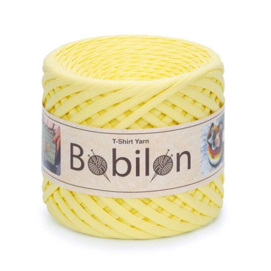 Bobilon Premium pólófonal 5-7 mm - Lemon
