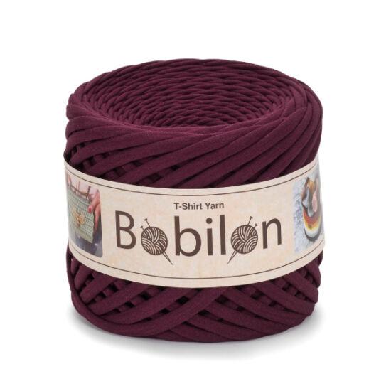 Bobilon Premium pólófonal 7-9 mm - Marsala
