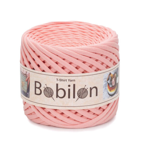 Bobilon Premium pólófonal 9-11 mm - Marshmallow