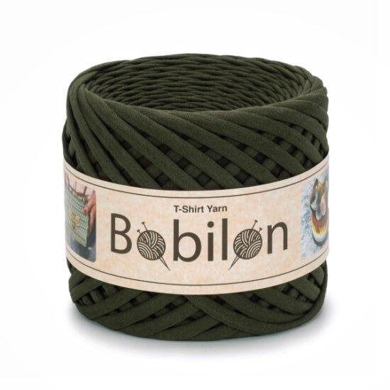 Bobilon Premium pólófonal 3-5 mm - Moss Green