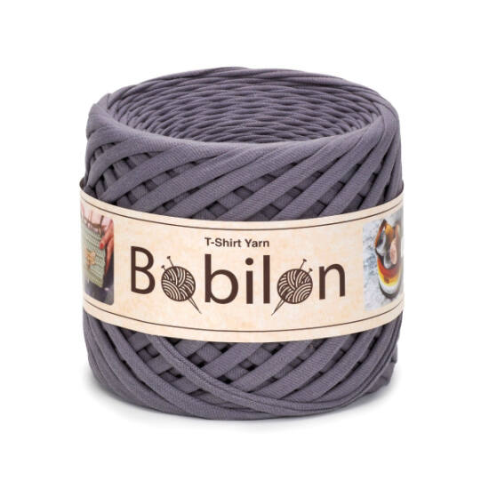 Bobilon Premium pólófonal 3-5 mm - Mr. Gray