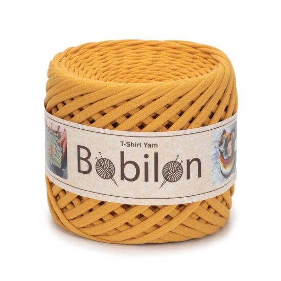 Bobilon Premium pólófonal 3-5 mm - Mustard