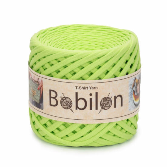 Bobilon Premium pólófonal 9-11 mm - Neon