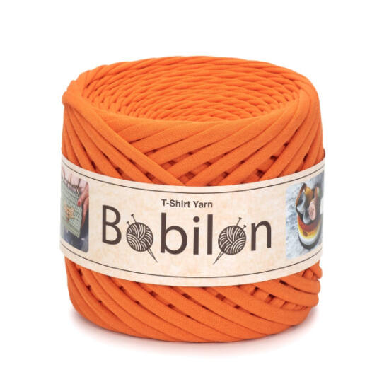 Bobilon Premium pólófonal 5-7 mm - Orange