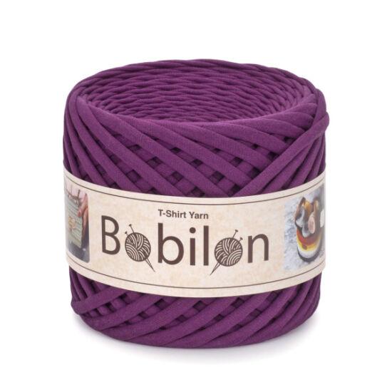 Bobilon Premium pólófonal 5-7 mm - Plum Pie