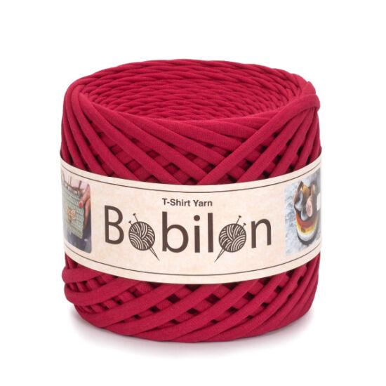 Bobilon Premium pólófonal 5-7 mm - Ruby