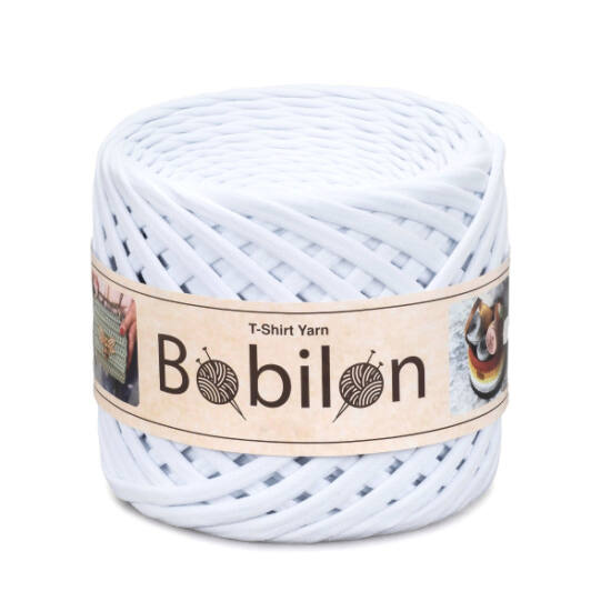 Bobilon Premium pólófonal 7-9 mm - Snow White