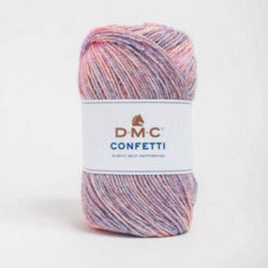 DMC Confetti - 552 Rózsa-szürke
