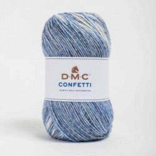 DMC Confetti - 555 Kék-szürke