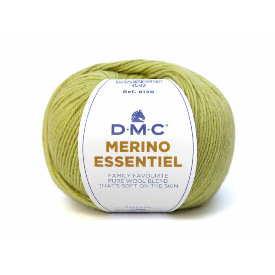 DMC Merino Essential 4 - 868 lime