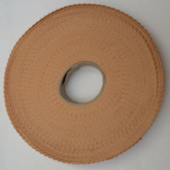 Fettuccia -  bőrszín bordás 350 g