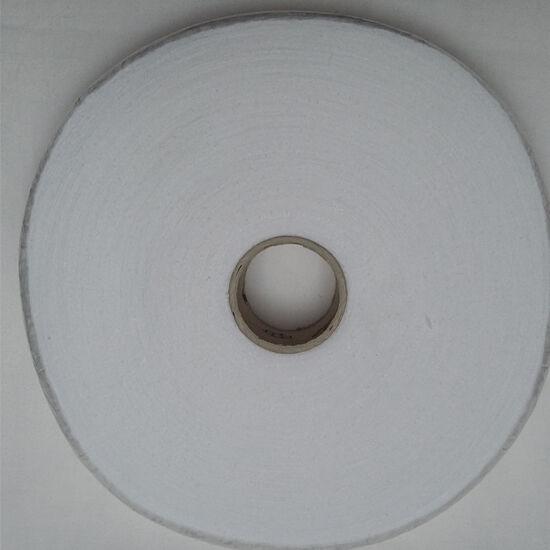 Fettuccia - elasztikus fehér