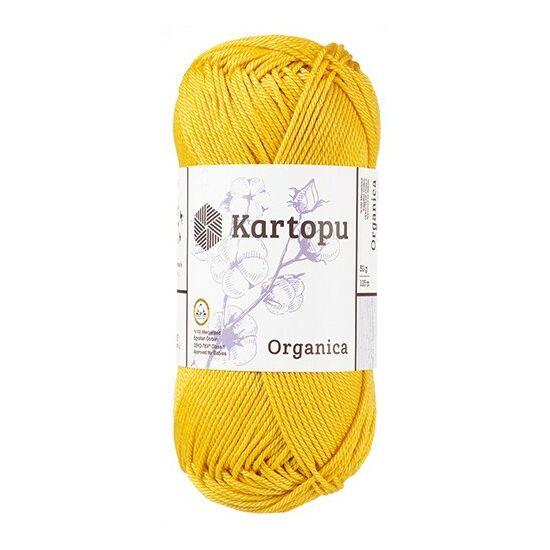 Kartopu Organica - MUSTÁR SÁRGA
