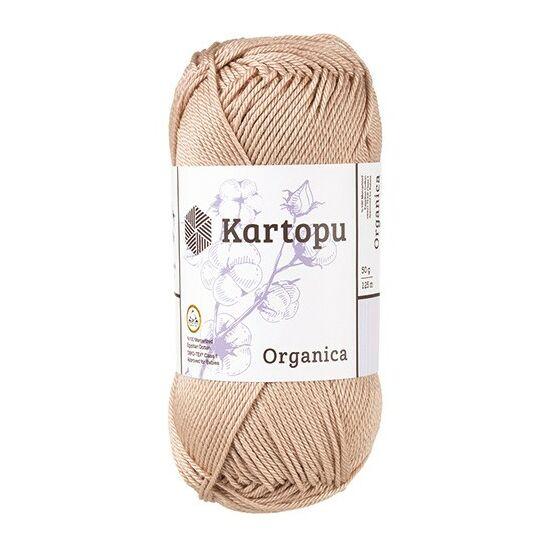 Kartopu Organica - HALVÁNY BÉZS