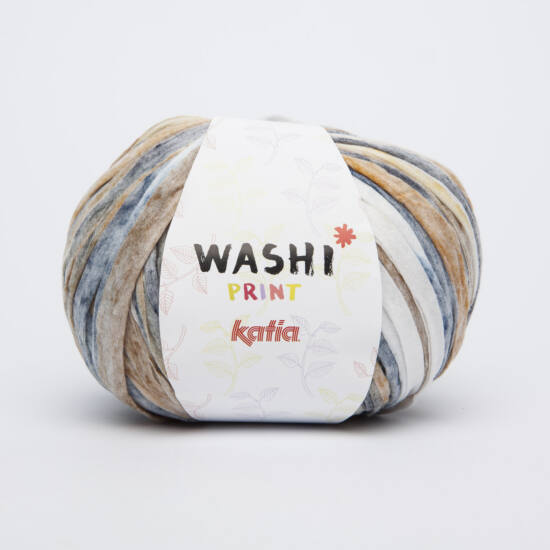 Katia Washi Print fonal - ősz