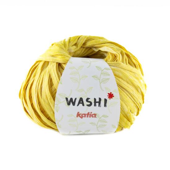 Katia Washi fonal - mustár