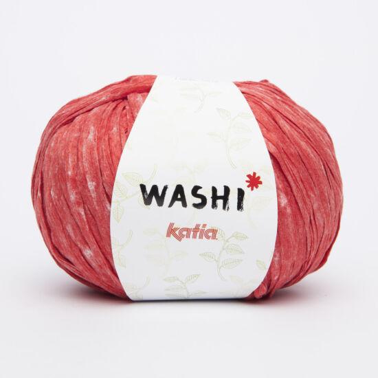 Katia Washi fonal - piros