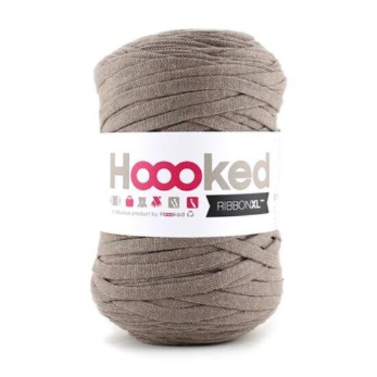 Hoooked szalagfonal  - Earth Taupe- Ribbon XL