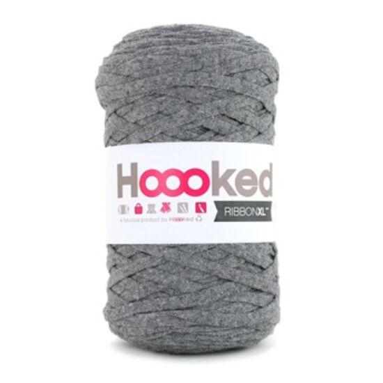 Hoooked szalagfonal  - Stone Grey- Ribbon XL