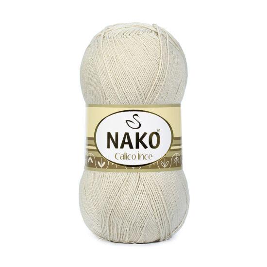 Nako Calico Ince - Ekrü