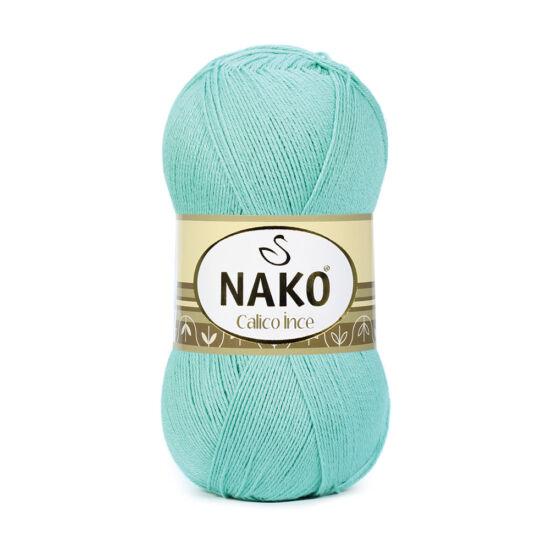 Nako Calico Ince - Türkisz