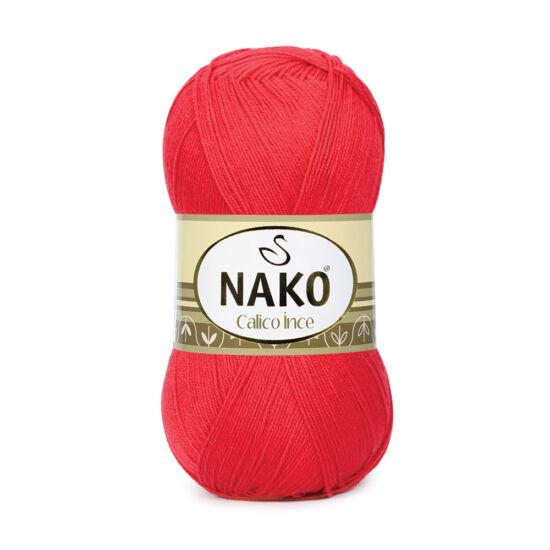 Nako Calico Ince - Piros