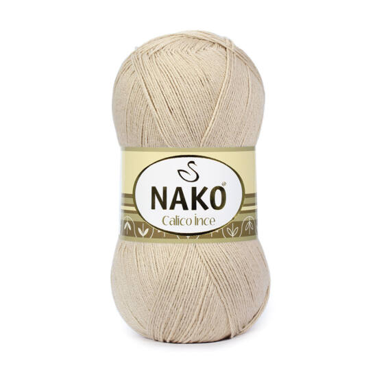 Nako Calico Ince - Bézs