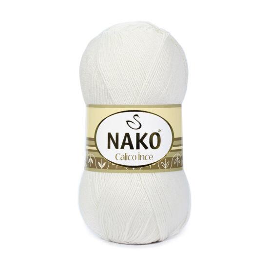 Nako Calico Ince - Krémes fehér
