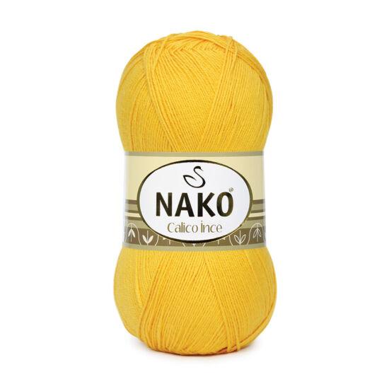 Nako Calico Ince - sárga