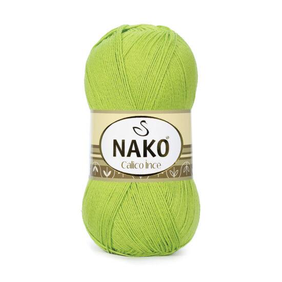 Nako Calico Ince - Fűzöld
