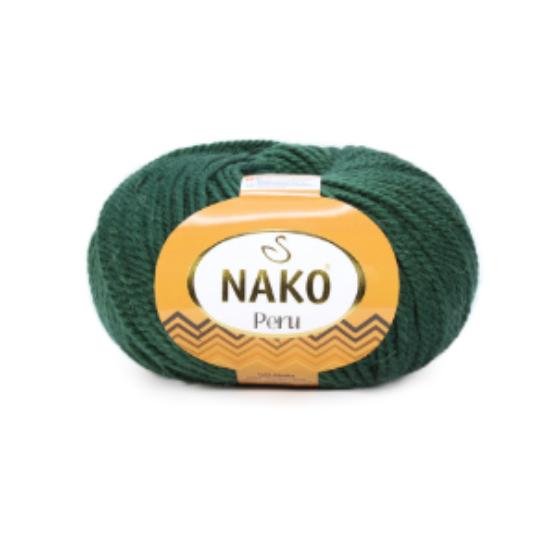 Nako Peru - Erdőzöld
