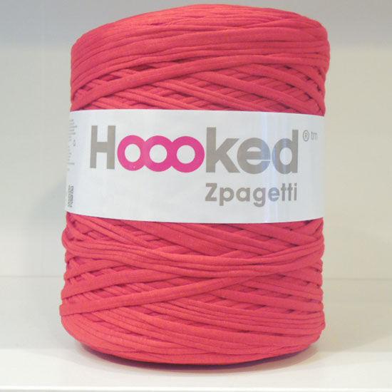Zpagetti pólófonal - piros