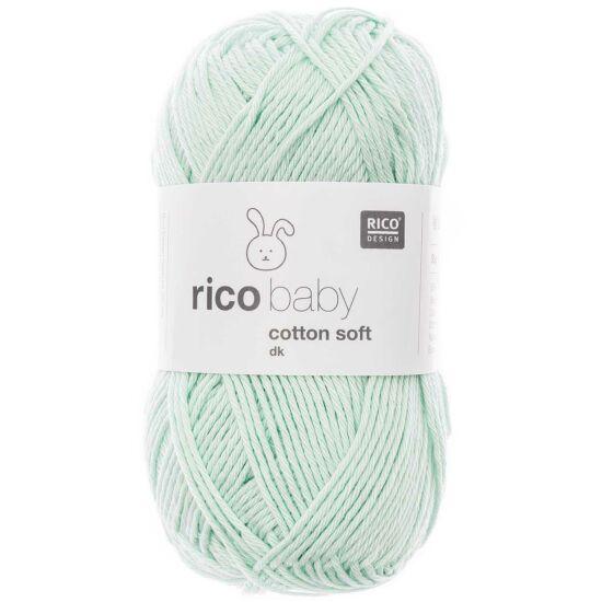 Rico Baby Cotton Soft - Menta