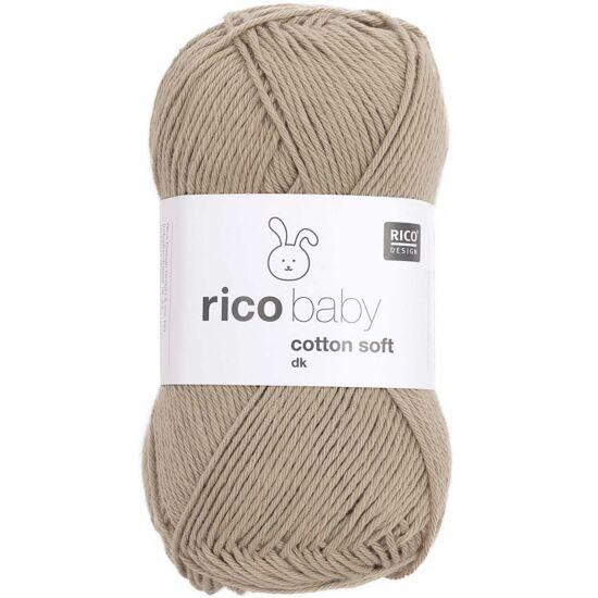 Rico Baby Cotton soft - Oliva