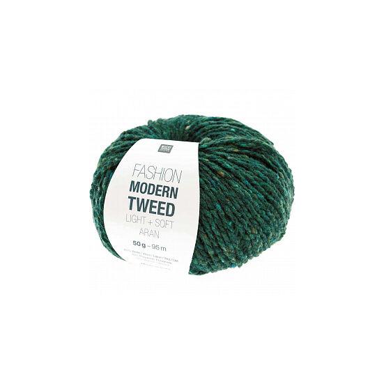 Rico Fashion Modern Tweed - zöld