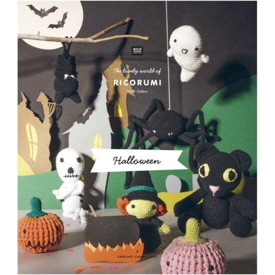 Ricorumi mintafüzet - Halloween