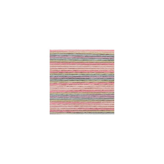 Rico Baby Cotton Soft Print - Teal-pink