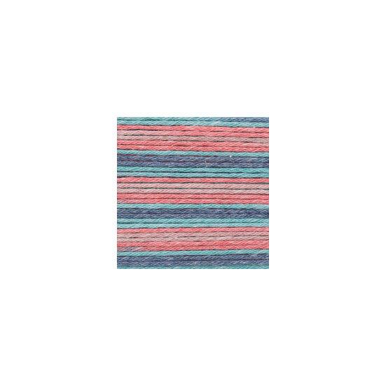Rico Baby Cotton Soft Print - piros-teal