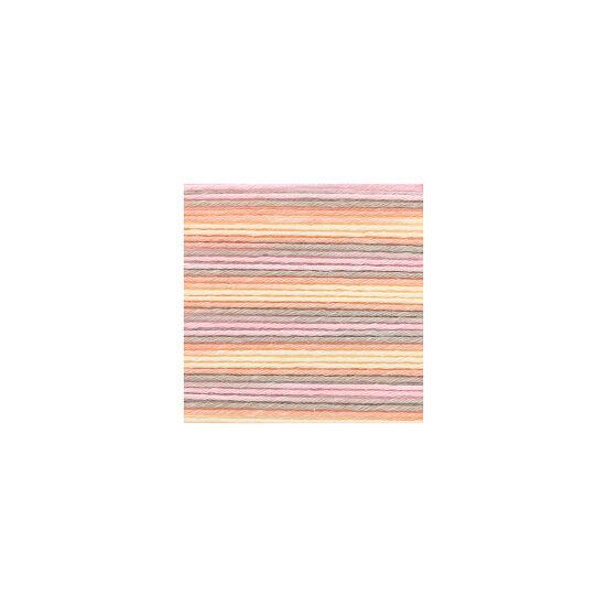 Rico Baby cotton soft print - rózsa-oliva
