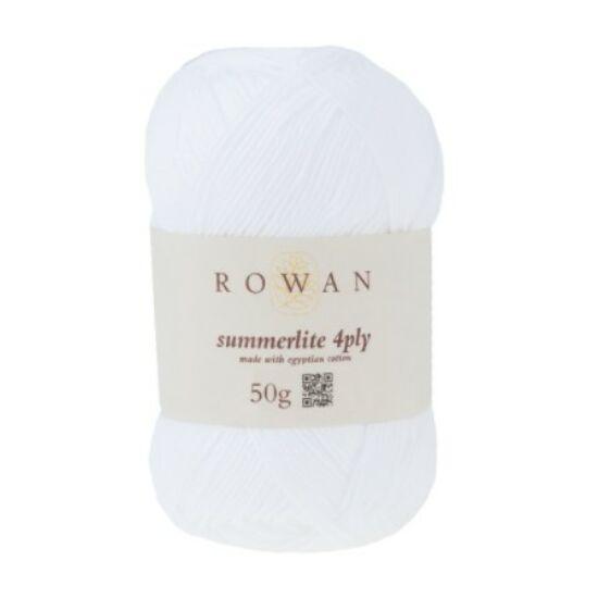 Rowan Summerlite 4 ply - 417 Pure White