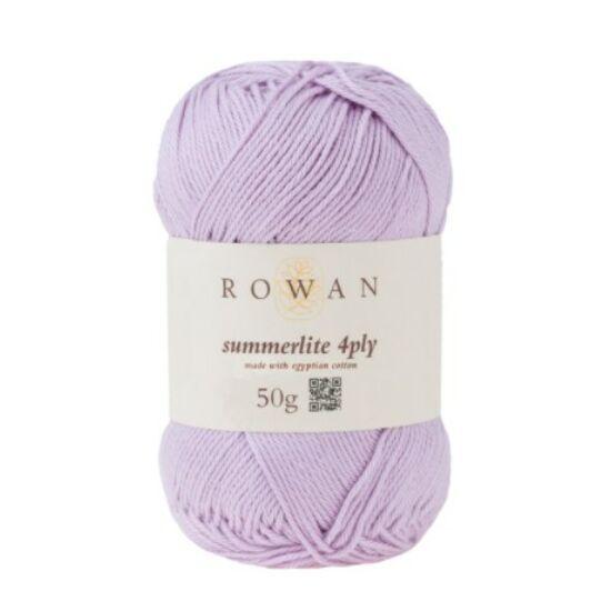 Rowan Summerlite 4 ply - 420 Blushes