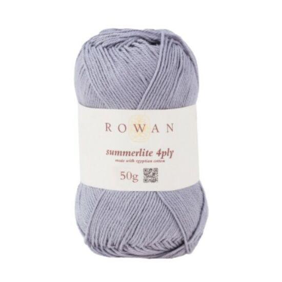 Rowan Summerlite 4 ply - 422 Steel Grey