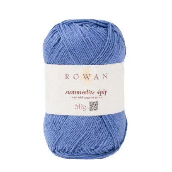 Rowan Summerlite 4 ply - 424 Peri Winkle