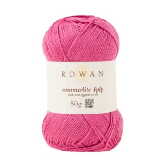 Rowan Summerlite 4 ply - 426 Pinched Pink