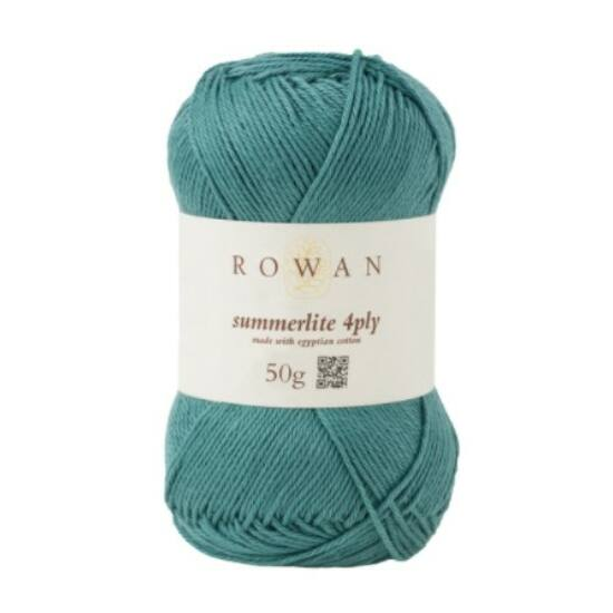 Rowan Summerlite 4 ply - 433 Aqua